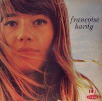 Cover Françoise Hardy - Françoise Hardy [1963]